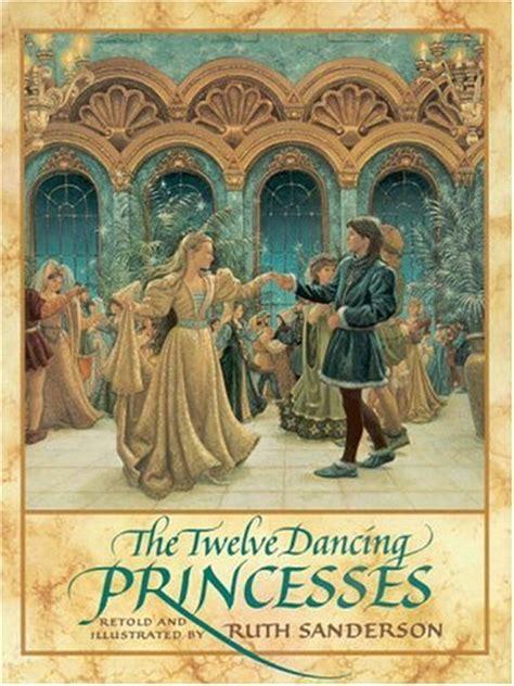twelve dancing princesses  ruth sanderson reviews