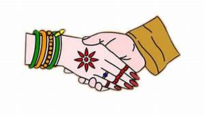 Bride Clipart Indian Welcome #2620310