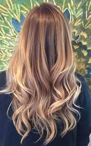 Meches Blondes Sur Chatain : couleur meche blonde sur cheveux chatain coiffures modernes ~ Melissatoandfro.com Idées de Décoration