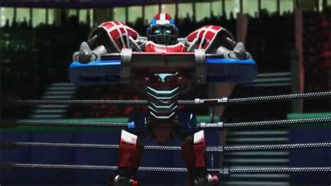 real steel introducing touchdown  monster