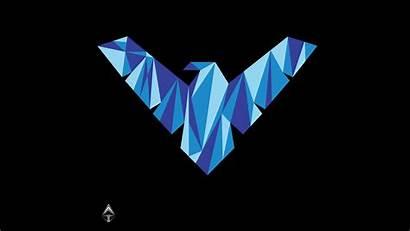 Nightwing Wallpapers 4k 1080p Laptop Hdqwalls Digital