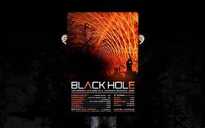 Black Hole - Flyer | Laurent Lemoigne - Digital Art ...