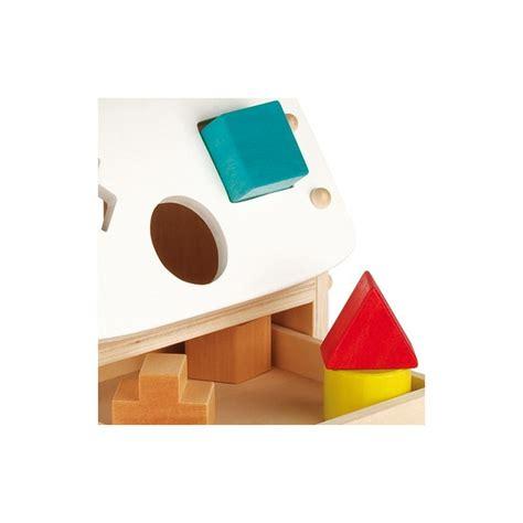 maison des formes en bois encastrables janod