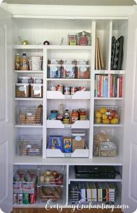 organizing a pantry 20 Incredible Small Pantry Organization Ideas and ...