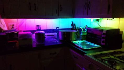 Kitchen Mood Lights by Kitchen Mood Lighting