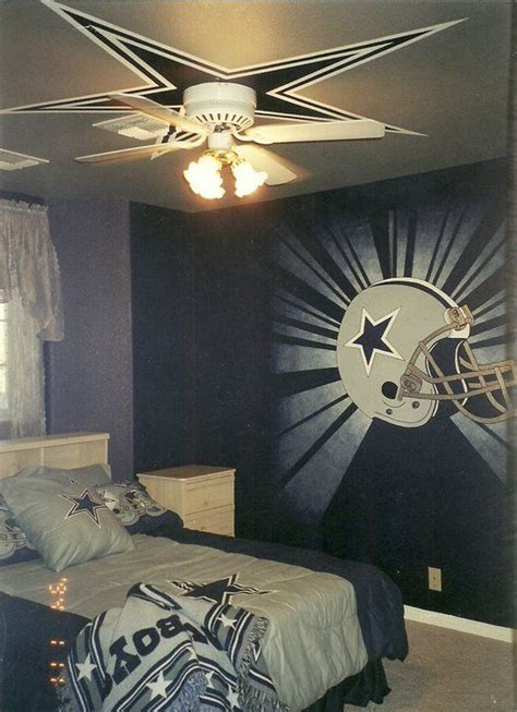 Dallas Cowboys Bedroom Decor by 17 Best Ideas About Dallas Cowboys Room On
