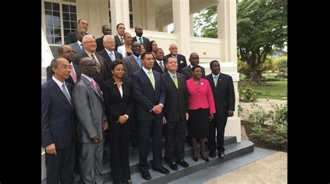 Cabinet Members by Loop Poll How Do You Rate The Andrew Holness