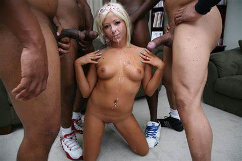 Patricia Gangbanged In Sweater Filthy Wet Braids Getting Dp And Squirts At Ethnic Parties