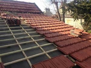 Tuile mecanique prix toiture maison Oeufenpoudre