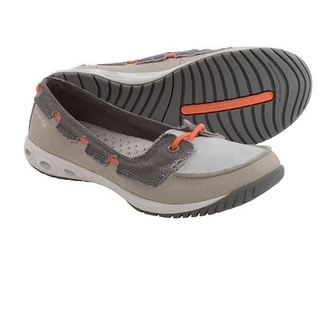 Columbia Sunvent Boat Shoes by Columbia Sportswear Sunvent Boat Pfg Shoes For