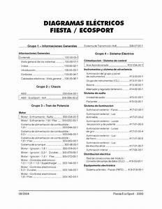 Fiesta Y Ecosport Fiesta Y Ecosport Dc 2006 Pdf Diagramas De Autos  U2013 Diagramasde Com  U2013 Diagramas