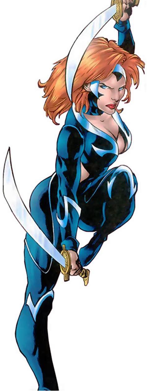 Nemesis - DC Comics - JSA character - Greek - Soseh Mykros ...
