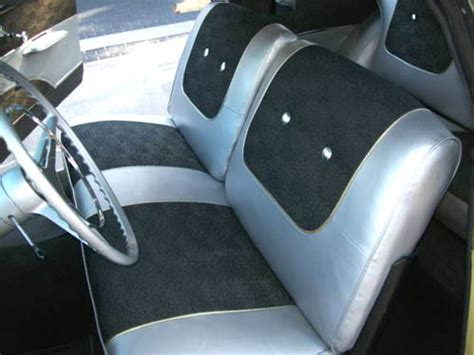 chevrolet nomad station wagon interior package kit