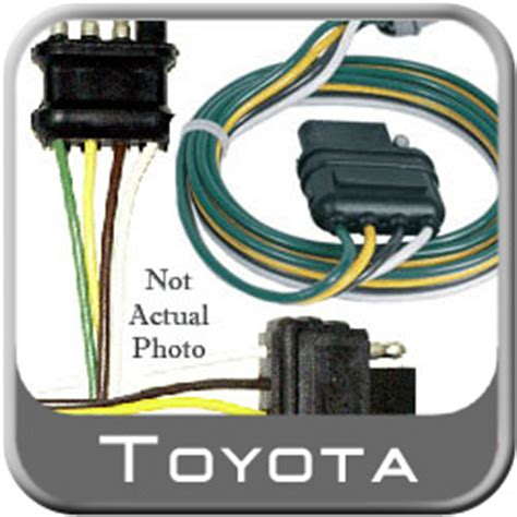 New Toyota Tacoma Trailer Wiring Harness From