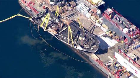 california boat fire ntsb preliminary report