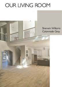 Sherwin-Williams Colonnade Gray Paint