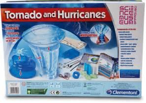Hurricane and Tornado