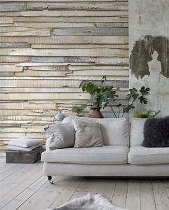 Deco Mur En Bois Planche : 5 id es d co pour vos murs shake my blog ~ Dailycaller-alerts.com Idées de Décoration