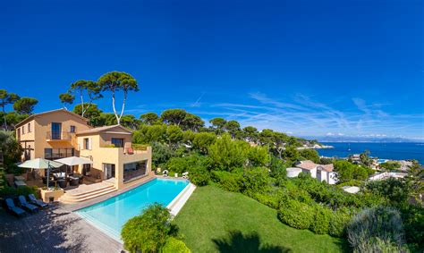 Luxury Villa In The Antibes by On The Cap D Antibes Magnificent Villa With Sea View