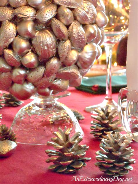 tablescaping  silver  christmas  extraordinary day