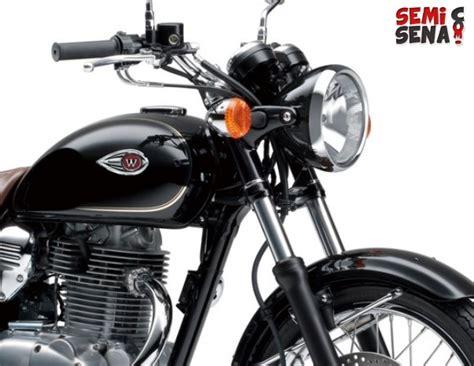 Review Kawasaki W250 by Harga Kawasaki W250 Review Spesifikasi Gambar Oktober