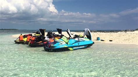 Jet Boat From Miami To Bahamas by Florida To Freeport Bahamas On Sea Doo Jet Ski