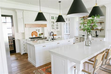 modern farmhouse kitchens  fuse  styles perfectly