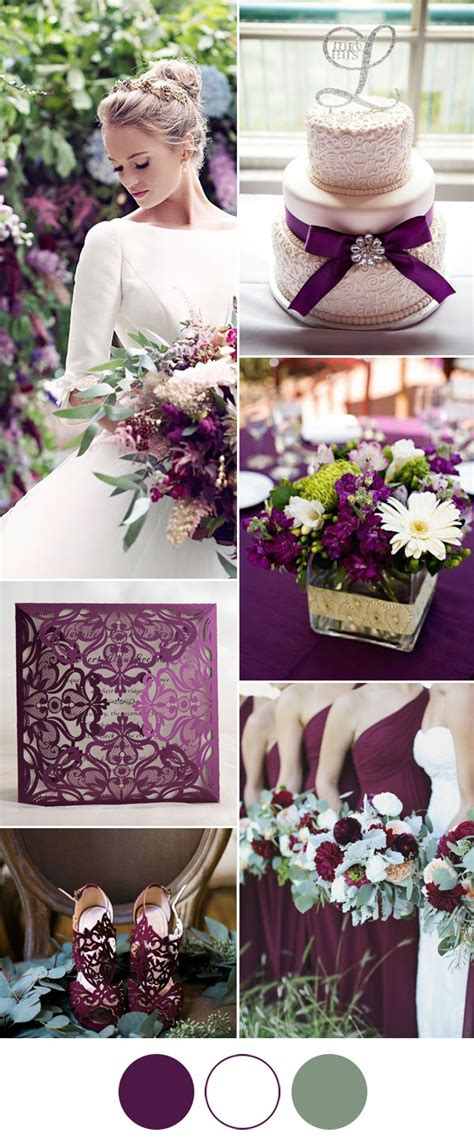 color schemes for weddings 7 popular wedding color schemes for 2017 weddings