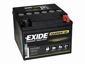 Batterie Exide Gel : battery 12v 25ah exide equipment gel es290 akumulatory special batteries exide exide ~ Medecine-chirurgie-esthetiques.com Avis de Voitures