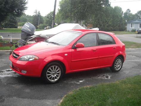 2006 Chevrolet Optra Hatchback For Sale In Lively, Ontario