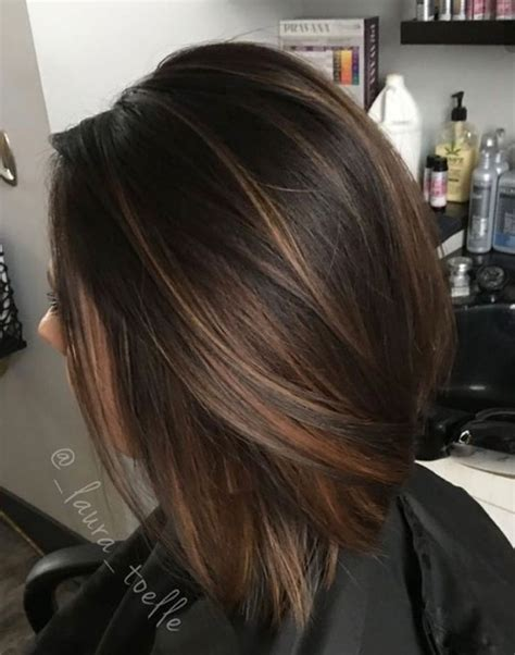 stunning fall hair colors ideas  brunettes