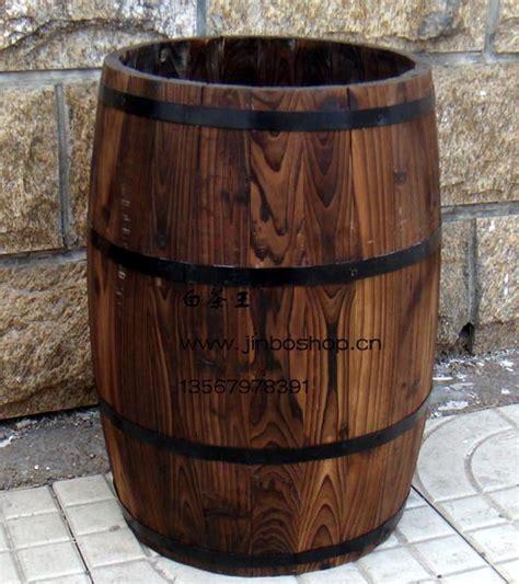 tonneau en bois pot bar armoire 224 vin d 233 coration barils de