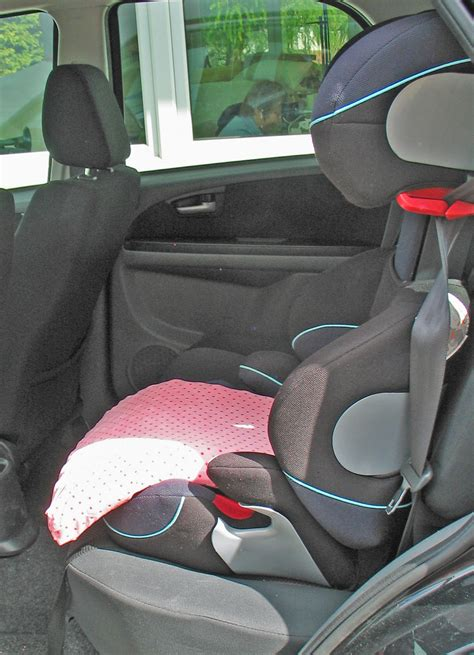 Auto Kindersitz Kissen Mit Bezug Nickiplüsch Bionashop