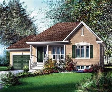 Traditional Bungalow House Plan 80362PM 1st Floor