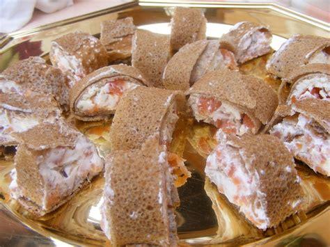 cuisine bretonne galettes de sarrasin en amuses bouches