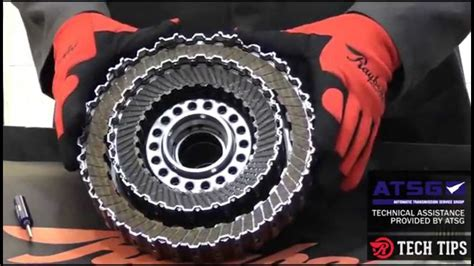 Ray's Garage Tech Tip: DL501 Wet Dual Clutch - YouTube