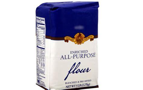 What Is Enriched Allpurpose Flour?  Healthnut Nation