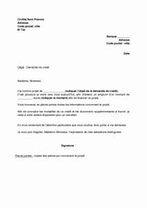 Delai Reponse Banque Pour Pret Immobilier : modele lettre note de credit document online ~ Maxctalentgroup.com Avis de Voitures