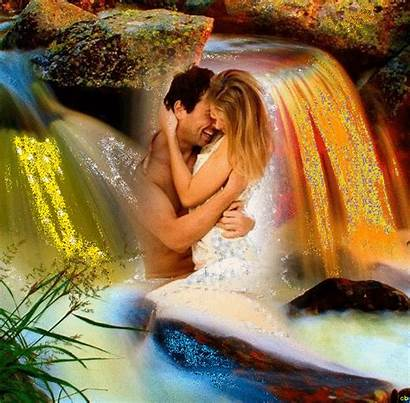 Amoureux Couple Amour Qui Belle Bouge Animee