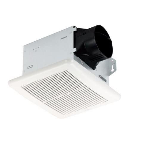 nutone bathroom exhaust fans home depot nutone 50 cfm wall ceiling mount exhaust bath fan 696n