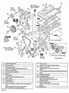 Do You Have A Diagram On How To Change The Timing Chain