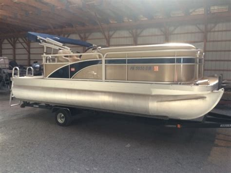 2013 Bennington Pontoon For Sale by 2013 Used Bennington 20 Slx Pontoon Boat For Sale