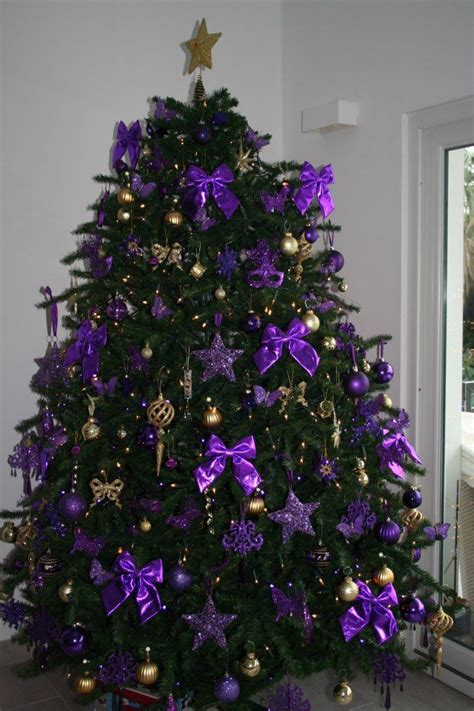234 best images about purple christmas on pinterest