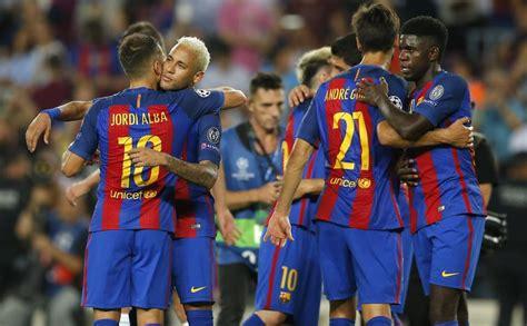 Барселона — Селтик 7:0 - SPORTARENA.com