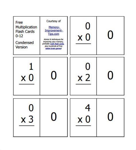 9 sle vertical multiplication facts worksheets