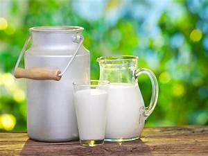 Why Milk Goes Well With Summer