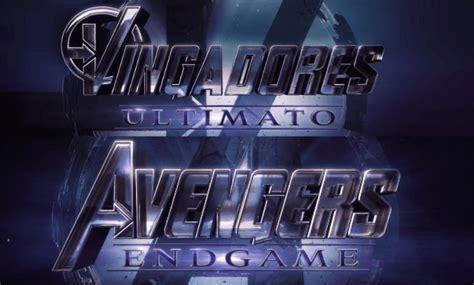 primeiro trailer oficial de vingadores ultimato spinoff