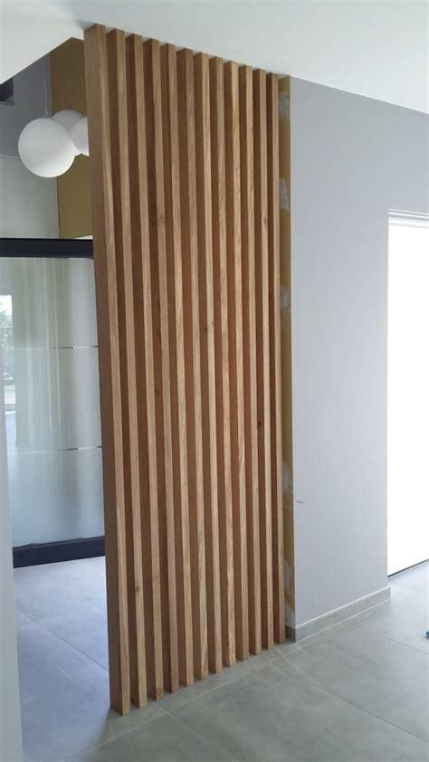 claustra en bois massif mt design