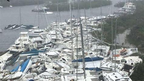 Tortola Hurricane Boats by Uk Forces Recapture 90 Bvi Prisoners Amid Hurricane Irma