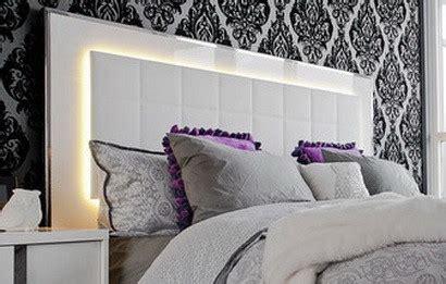 Led Light Headboard 35 led headboard lighting ideas for your bedroom